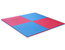 EVA interlocking jigsaw rubber gym mats