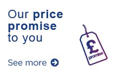 Our jigsaw mats price guarantee