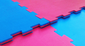 Foam mats - EVA interlocking jigsaw mats