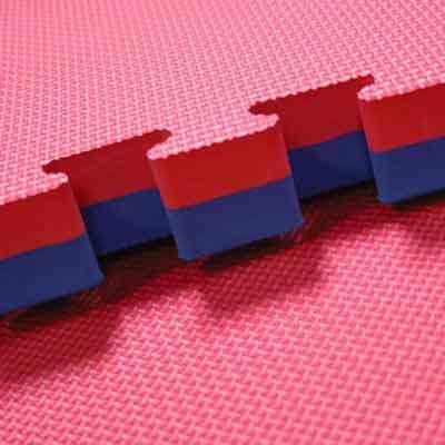 EVA jigsaw mats for your gym mats needs