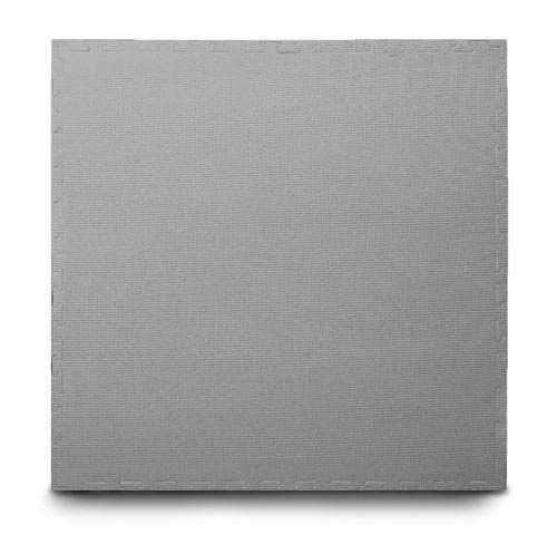 Grey Interlocking Jigsaw Mats
