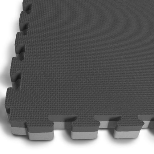 interlocking gym mats for training and anti-fatigue