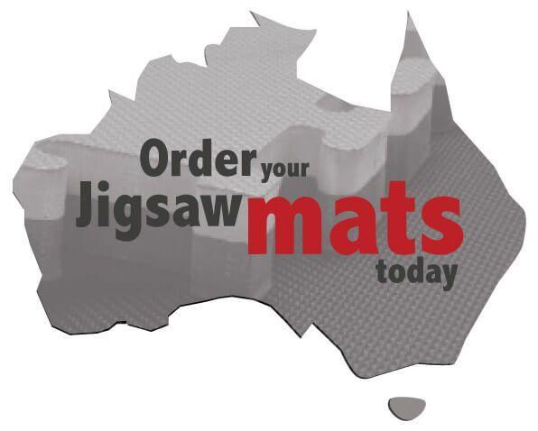 Melbourne jigsaw mats