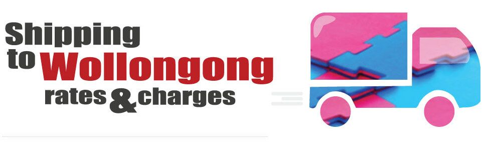 Gym Mats Wollongong shipping charges