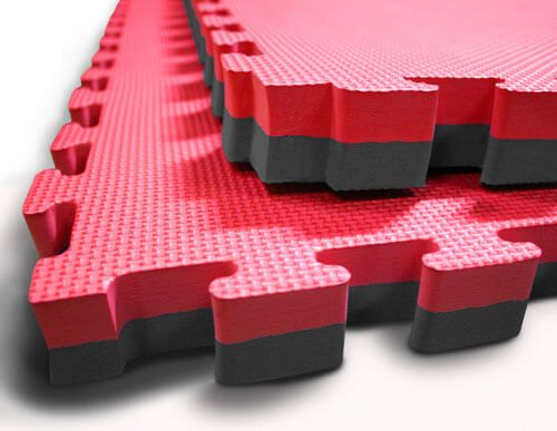 EVA floor mats for martial arts centres and gyms