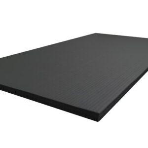 Black Tatami Mats