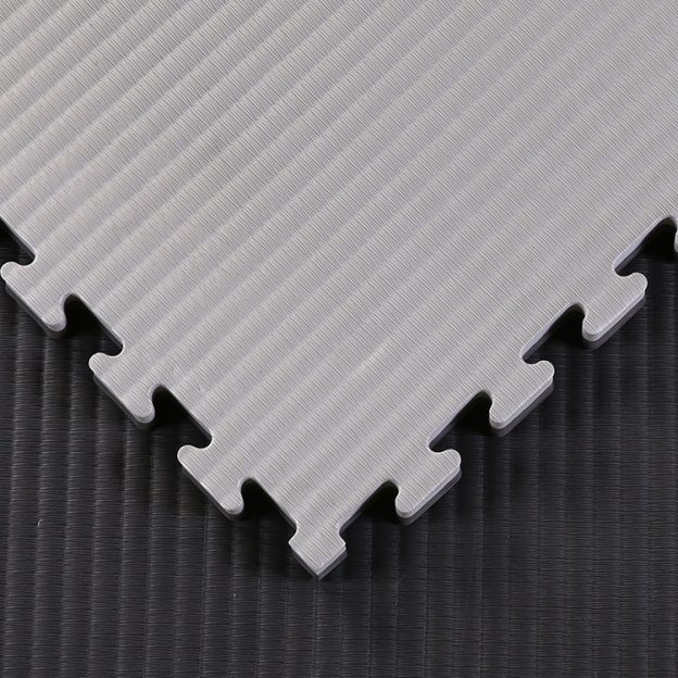 black grey 40mm tatami jigsaw mats