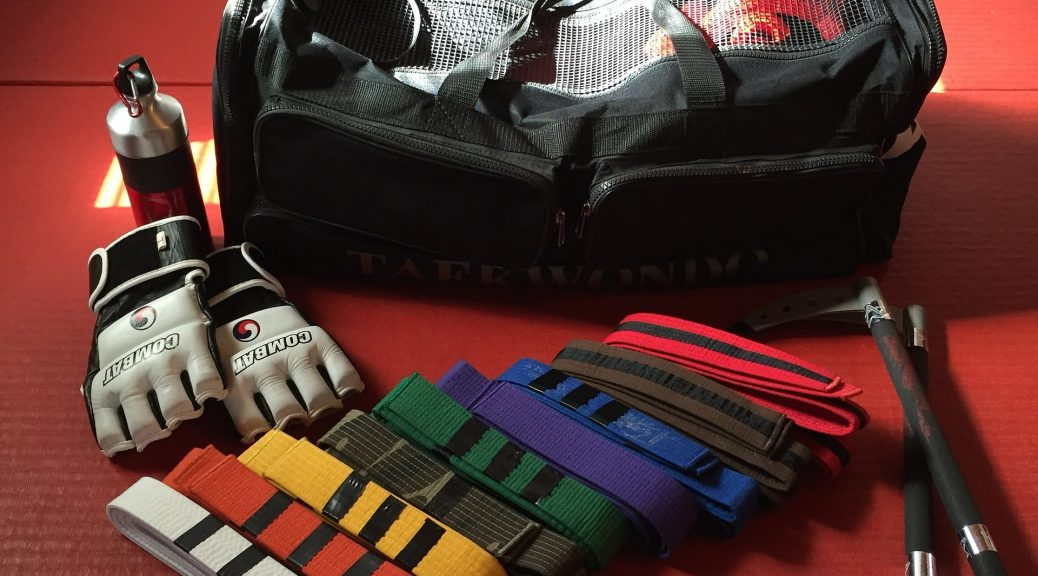 Keep Your Martial Arts Gear Clean and Fresh