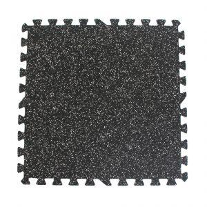 Rubber Jigsaw Gym Tiles