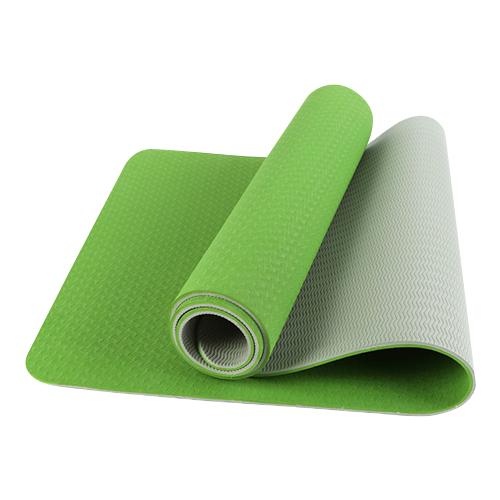 Green Yoga Mats
