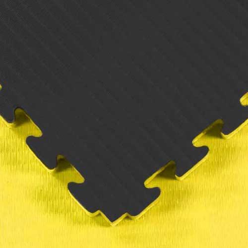 Yellow Tatami Jigsaw Mats