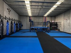 Barbarian Muay Thai Gym